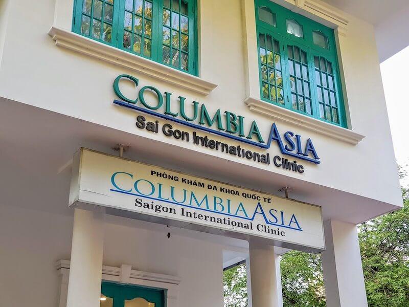 hcmc-Columbiaasia-ホーチミン-コロンビアアジア
