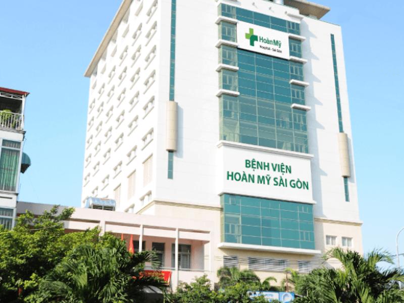 ホンマイサイゴン病院-HoanMy Hospital Saigon-BỆNH VIỆN HOÀN MỸ SÀI GÒN-PhuNhuan-HCMC-Vietnam