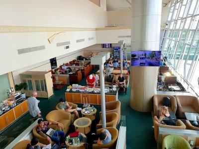 ORCHID lounge_Tan Son Nhat Internat_onal Airport_タンソンニャット国際空港_ホーチミン_ベトナム