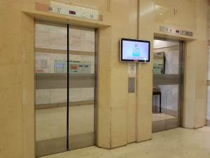 hcmc-binh thanh-saigonpearl-entrance-elevator-ホーチミン-ビンタン区-サイゴンパール-エレベーター