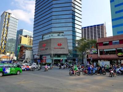 テッコムバンクタワー_レタントン_ホーチミン_Techcombank Tower_LeThanhTon_Dist1_HCMC_Vietnam