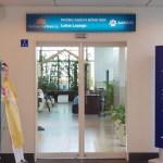 「ロータスラウンジ(LOTUS LOUNGE)」タンソンニャット国際空港のラウンジ