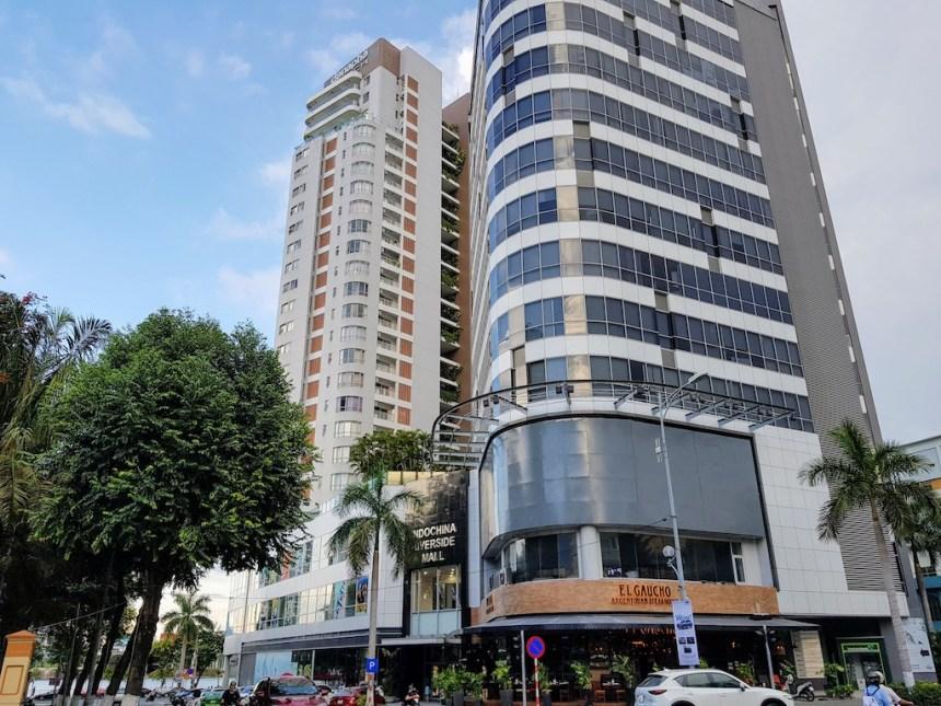 ベトナム_ダナン_インドシナ リバーサイド タワー_Vietnam_Danang_Indochina Riverside Tower