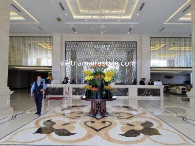 ベトナム_ダナン_ビンパール_Vietnam_Danang_Vinpearl_Condotel_Entrance
