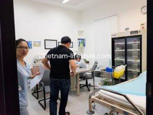 ベトナム_ホーチミン_7区_FVホスピタル_施術室_Vietnam_Hochiminh-Dist7_FV Hospital_treatmentroom