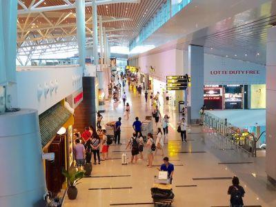 ベトナム_ダナン_ダナン国際航空_ロータスラウンジ_Vietnam_Danang_International Airport_Lotus Lounge 3 (1)