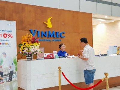 ベトナム_ホーチミン_VINMECセントラルパーク国際病院_Vietnam_HCMC_VINMEC Hospital
