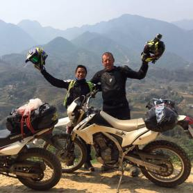 Full North-west Vietnam motorbike tour from Hanoi to Sapa via Mai Chau, Than Uyen