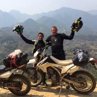Full North-west Vietnam motorbike tour from Hanoi to Sapa via Mai Chau, Than Uyen