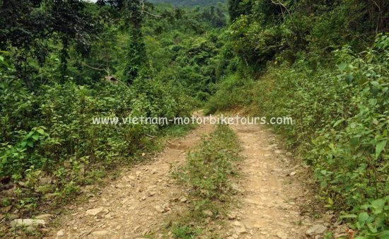 Motorbike Tours in Vietnam North West Pic04