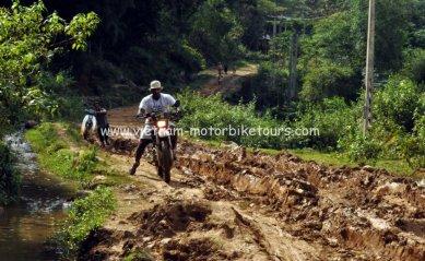 Motorbike Tours in Vietnam North West Pic09