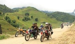 Motorbike Tour to Cuc Phuong 300x174 - CUC PHUONG - NINH BINH