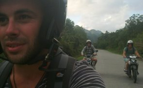 Motorbike Tours in Vietnam North East Pic02