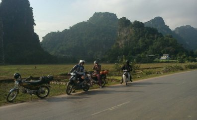 Motorbike Tours in Vietnam North East Pic01