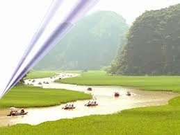 Tam Coc - TAM COC - BICH DONG