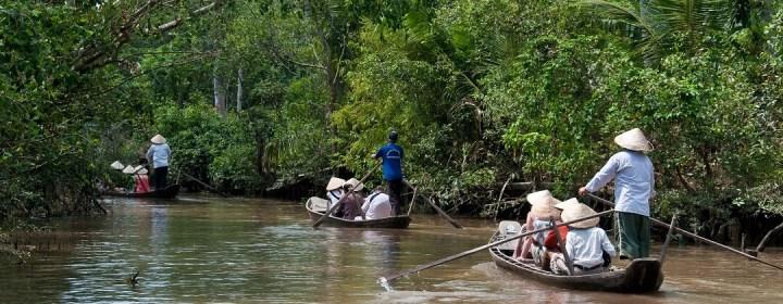 Boottocht – Mekong Delta