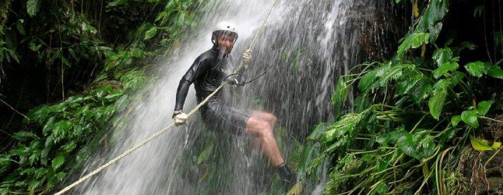 Canyoning - Dalat, Vietnam