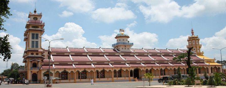Cao Dai Temple – Tay Ninh
