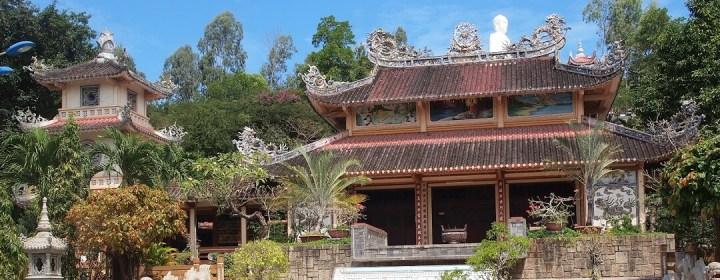 Long Son Pagode - Nha Trang, Vietnam