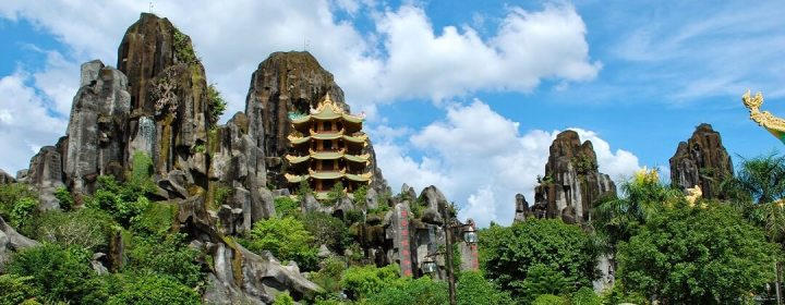 Tam Thai Pagode & Marble Mountains
