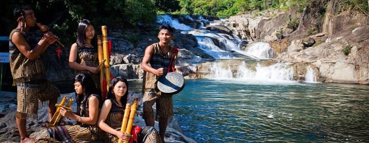 Yang Bay Waterfalls - Nha Trang, Vietnam