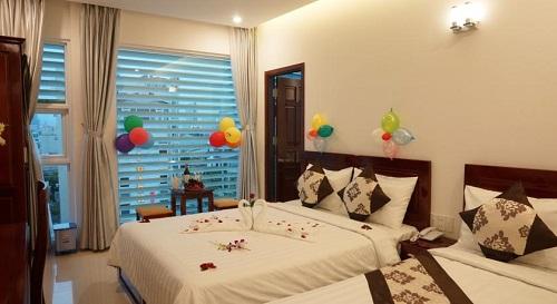 Honeymoon Suite Hotel M01 - Danang, Vietnam