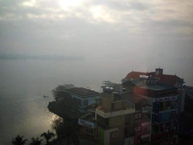 タイホー西湖 画像 ベトナム