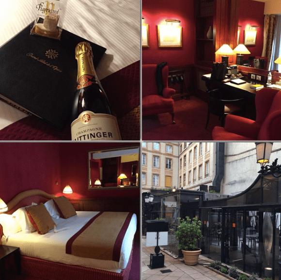 ホテル ドゥ ロペラ ハノイ ブログ