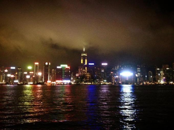 香港 地図 観光