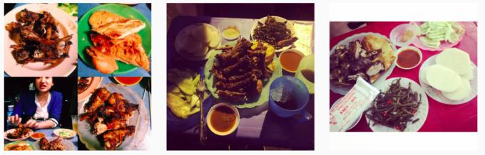 ベトナム観光ハノイブログ ビンミン 食レポ