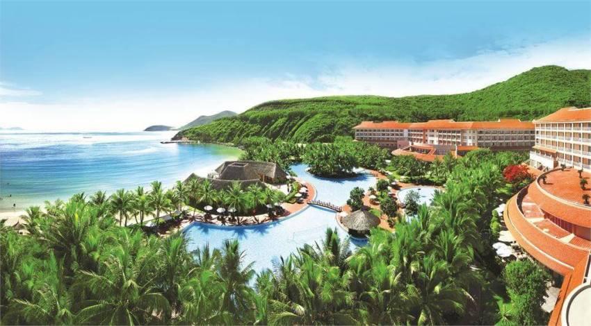 Пятизвездочный отель на острове Винперл
