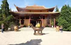 Мужской монастырь Чук Лам