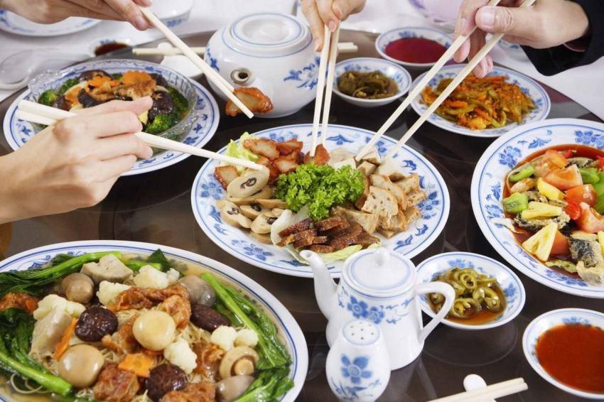 Деловой обед во Вьетнаме