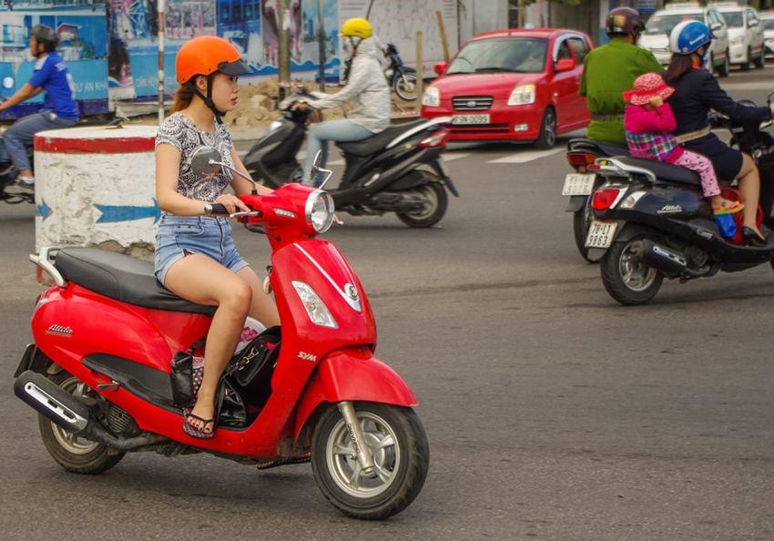 Мотобайк во Вьетнаме