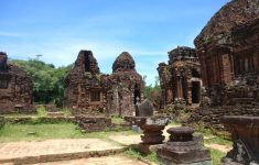 Руины Мишон в Дананге