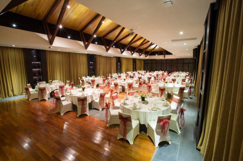 Amiana Resort. Банкетный зал для проведения свадеб