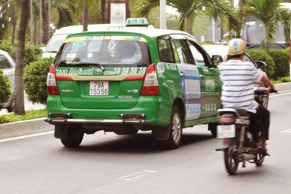 Такси во Вьетнаме