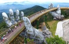 Golden Bridge в Дананге