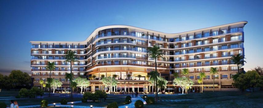 Внешний вид отеля Sol Beach House Phu Quoc 4*