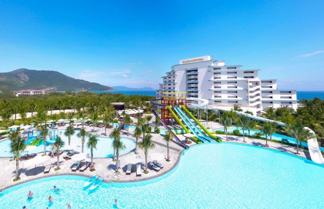 Бассейны отеля