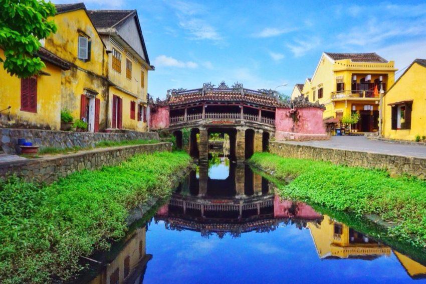 Древний город Хойан