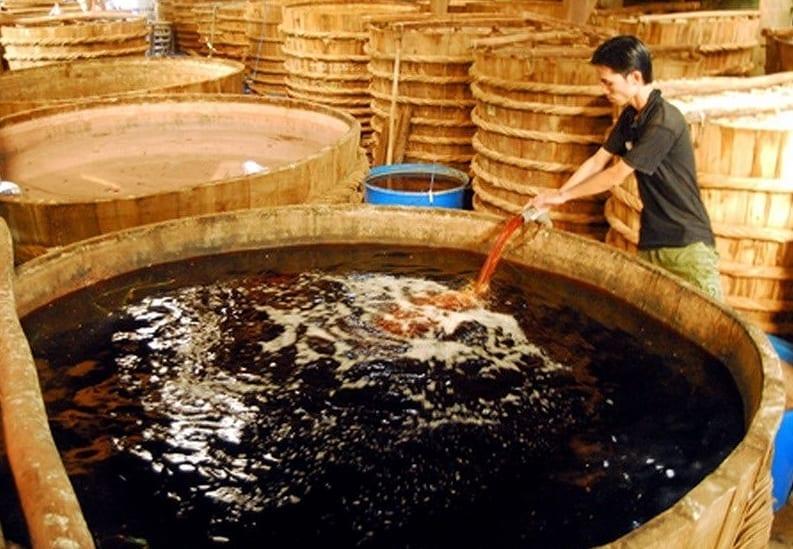 Производство рыбного соуса