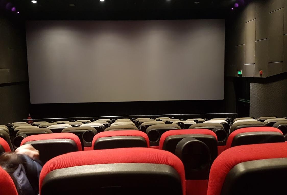 Кинотеатр в BigC