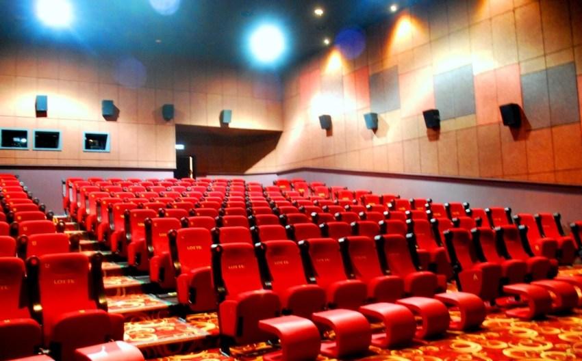 Кинотеатр в VinCom (Maximark)