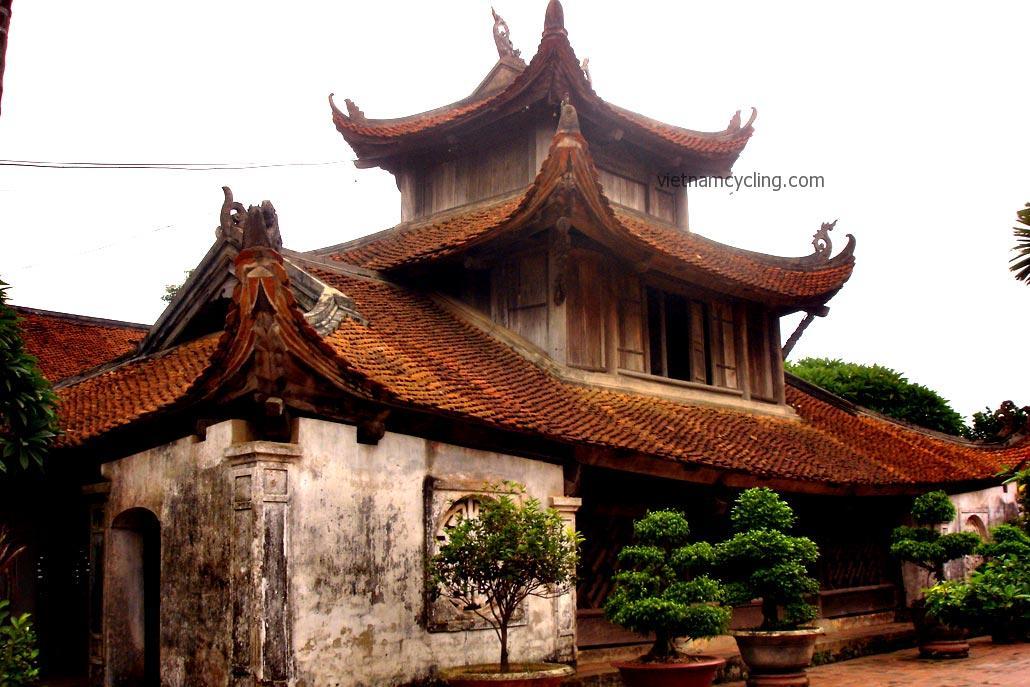 bac ninh, but thap pagoda