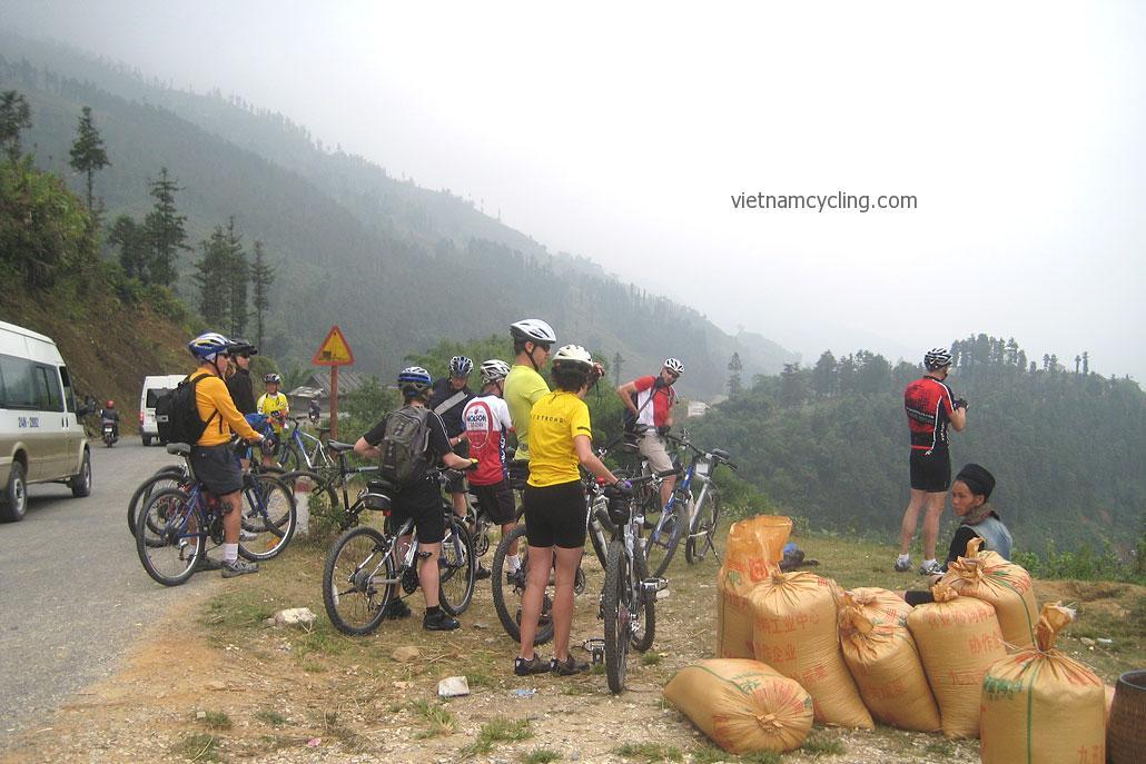 cycling sapa