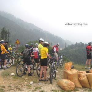 cycling sapa