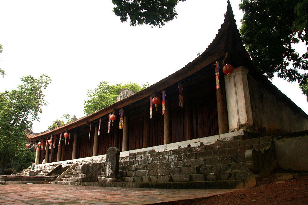 hanoi tram gian pagoda