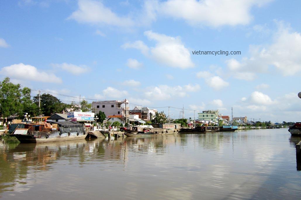 tra vinh, mekong delta vietnam