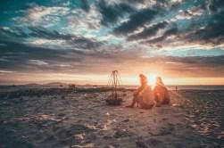 Ảnh buổi sáng ở biển Phan Thiết 2